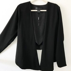 Kardashian Kollection | Open Front Blazer | Large